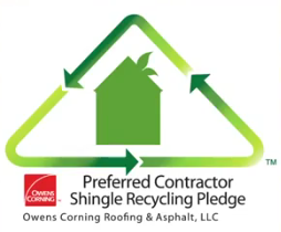 Owens Corning - Shingle Recycling Pledge